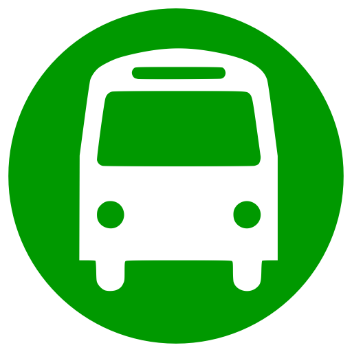 bus transportation icon 512